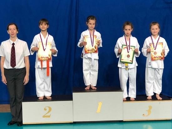 Юные каратисты из Серпухова победили в большом турнире