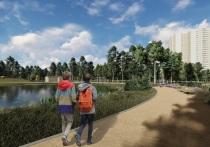 Пруд у Салтыковского лесопарка в районе Новокосино ждет возрождение, а новые деревья станут основой кормовой базы для местных птиц