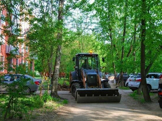 Жителей Серпухова попросили тщательнее выбирать места для парковки