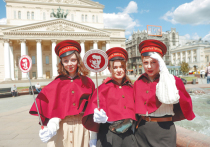 Театр Вахтангова поставил аудиоспектакль-променад