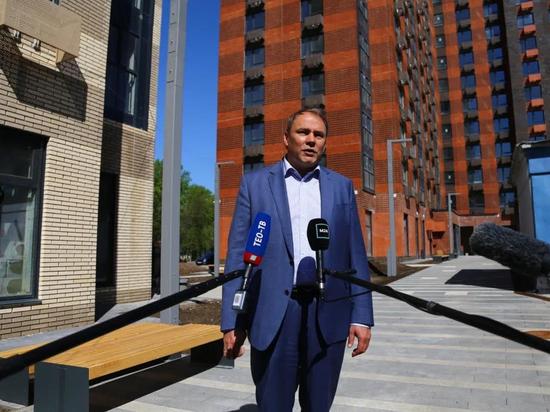 Петр Толстой: По программе реновации москвичи переезжают в просторные светлые квартиры