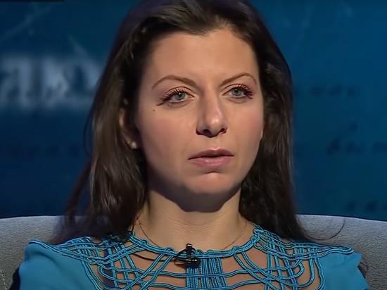 Симоньян заступилась за арестованную в Белоруссии россиянку Сапегу