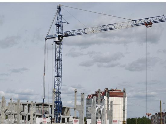 В Кирове новую школу строят с опережением графика