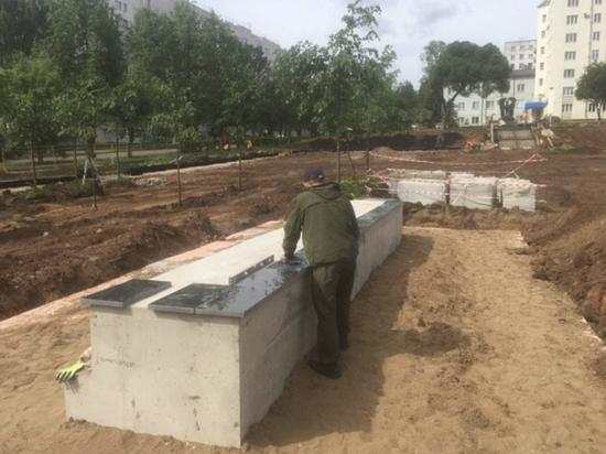 В Кирове установят стелу «Город трудовой доблести»