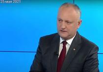 Додон: Разжигание приднестровского конфликта - это стрельба и война