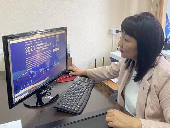В Туве для участия в праймериз ЕР зарегистрировалось 15% избирателей
