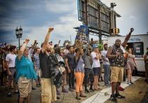 В США проходят акции в память об убитом Джордже Флойде