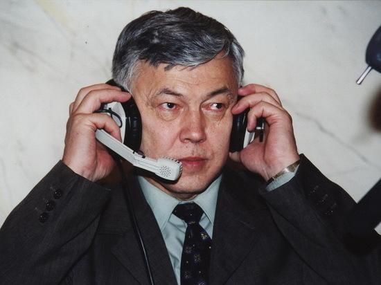 Мастер коммуникаций Валерий Айтмукашевич Жандаулетов