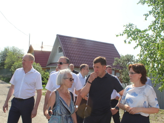 Евгений Куйвашев съездил в сад и дал старт работе над новым областным законом