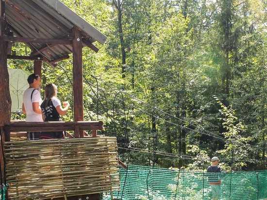 В Приокско-Террасном заповеднике изменили цены на некоторые услуги