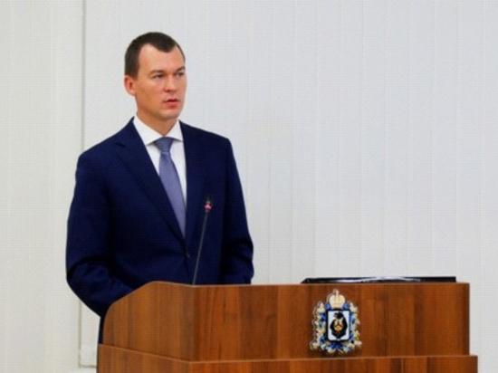 «Наша главная ценность - люди»: главное из доклада Михаила Дегтярева депутатам закдумы