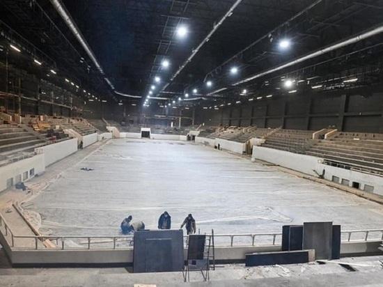 В Калуге на открытии Дворца спорта сыграют именитые хоккеисты