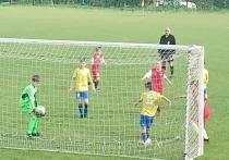 В Серпухове прошел тур Первенства Московской области среди детских футбольных команд