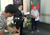 Горголова Калуги снялся в сериале
