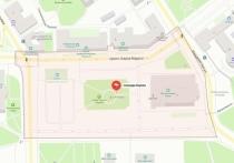 27 мая перекроют въезд на площадь Кирова