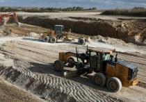 Строительство Дальнего западного обхода города Краснодара идет полным ходом