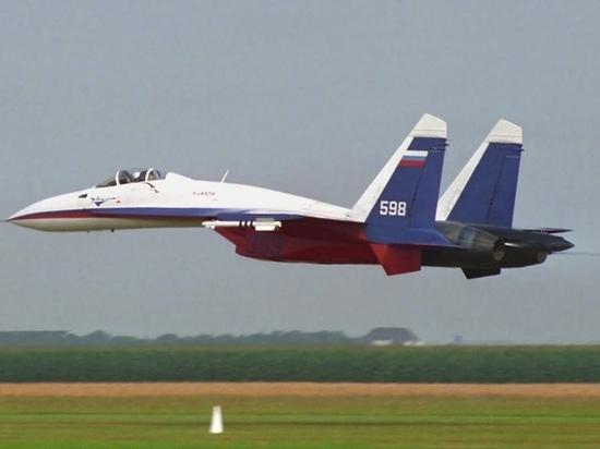На аэродроме под Калугой будет базироваться истребитель Су-27