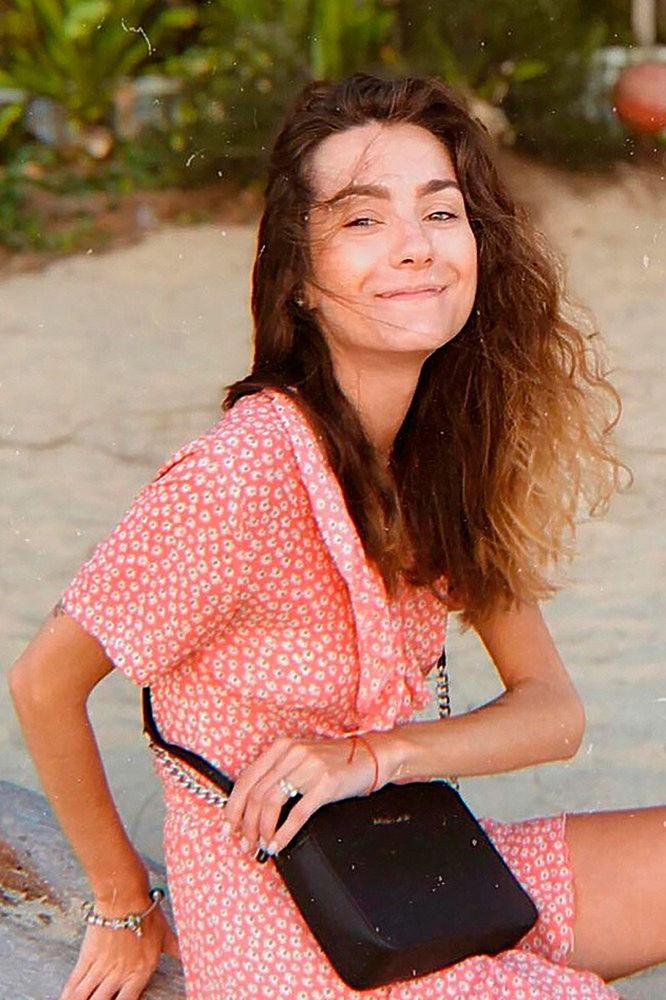 Пассажирка Ryanair Софья Сапега стала героиней международного скандала: фото россиянки