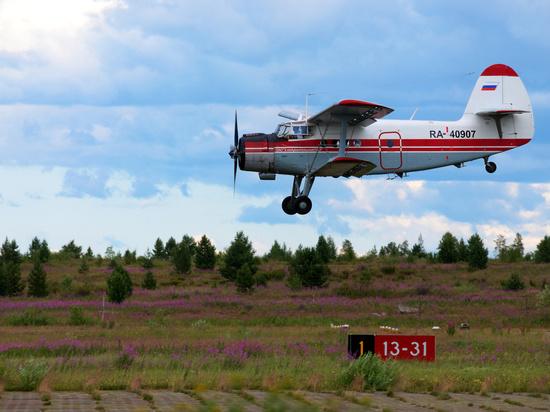 В Архангельской области закрылся ряд аэродромов