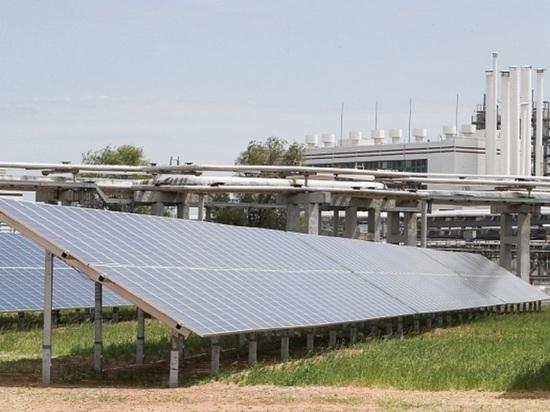 С участием губернатора в Волгограде открыли солнечную электростанцию