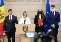 Президент Майя Санду вернула Молдову в лихие 90-е годы