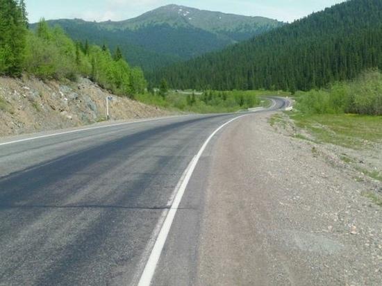 МЧС Тувы: трасса Р-257 на территории Красноярского края перекрыта