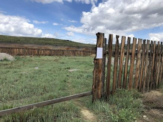 В Кызыле выявлены новые случаи  захвата земельных участков