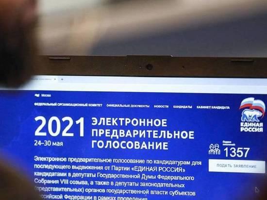 Праймериз ЕР в Волгоградской области проходит спокойно