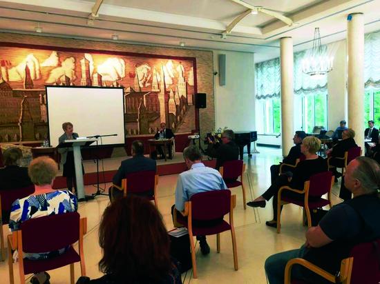 Германия: В Бонне состоялась офлайн встреча соотечественников России