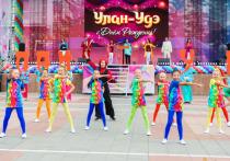В Улан-Удэ из-за ковида перенесли День города
