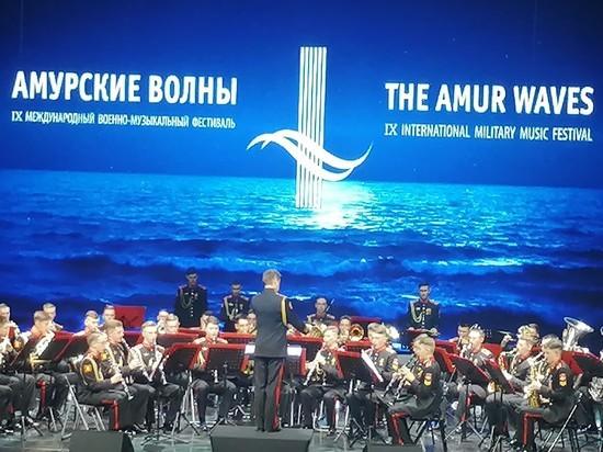Второй день фестиваля «Амурские волны» прошел в Хабаровске