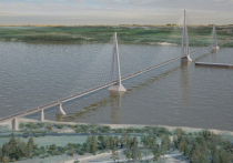 Цену строительства моста через Лену пересчитали до 68 млрд рублей