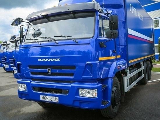 В Туве появятся грузовики-КамАЗы на природном газе