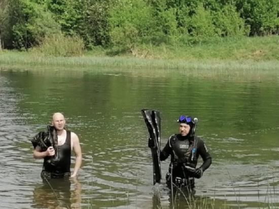 Кировский пруд очистили водолазы-волонтёры