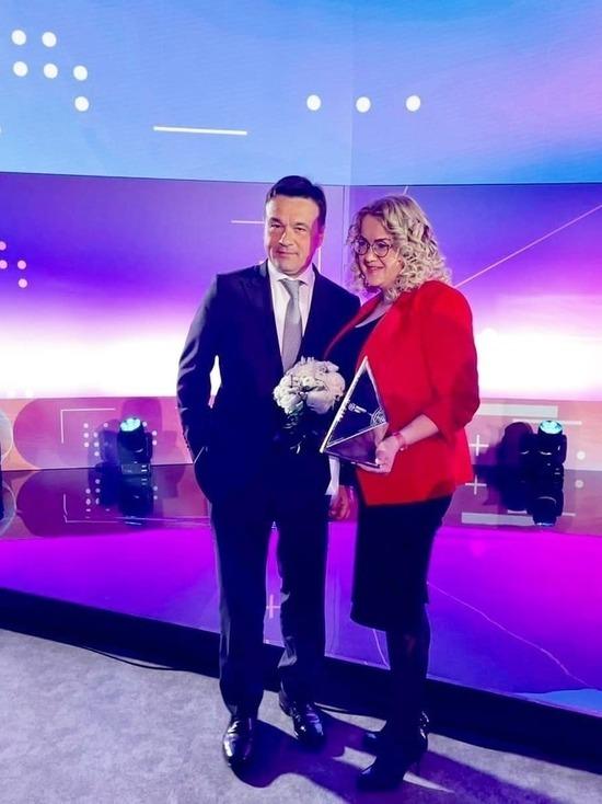 Главному редактору «МК в Серпухове» присудили Премию Губернатора Подмосковья