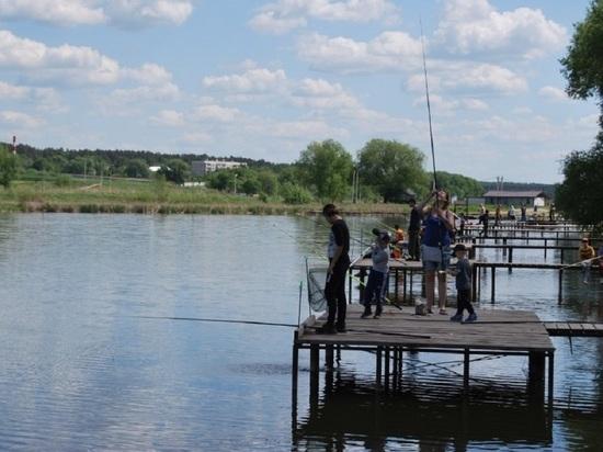 Фестиваль рыбной ловли прошёл в Серпухове