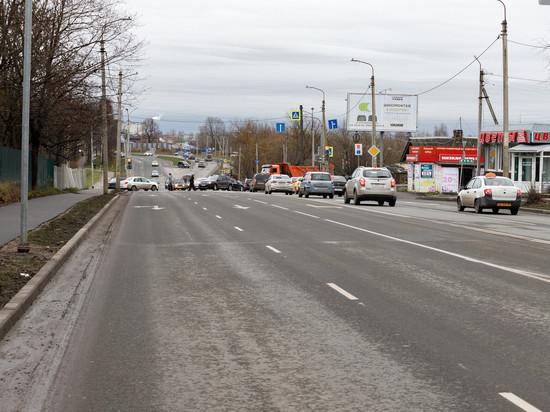 Доля дорог в Псковской области в нормативном состоянии выросла до 34%