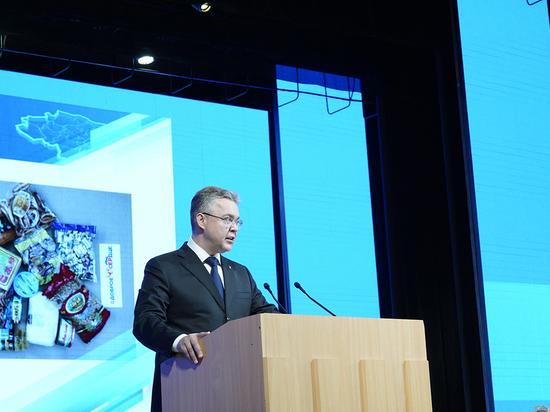 Ставропольский губернатор поставил задачу 10%-ного роста инвестиций