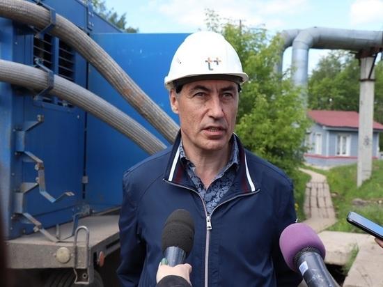 Т Плюс опрессовала за две недели в Кирове 70 участков тепловых сетей