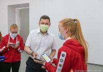 Губернатор Свердловской области Евгений Куйвашев принял участие в онлайн-голосовании на праймериз в день запуска процедуры – 24 мая