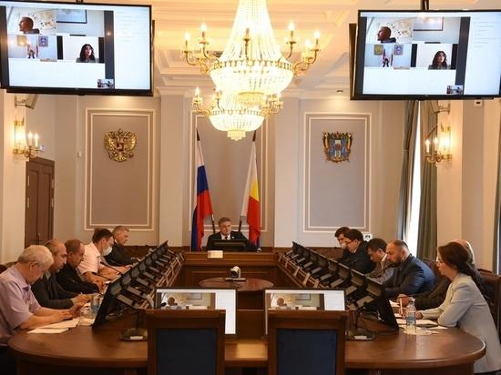 Донские парламентарии обсудили перспективы угольной промышленности области