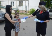Профилактическая акция по безопасности детей прошла в Серпухове