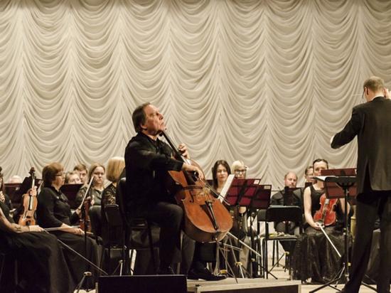 Вятская Филармония закрыла сезон концертом Ролдугина