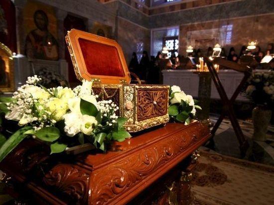 В Иваново прибудут мощи Александра Невского