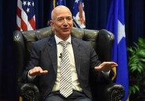 Названы причины ухода Безоса с поста гендиректора Amazon