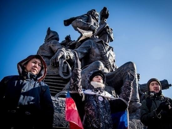 Еще одного участника митинга Навального во Владивостоке осудили