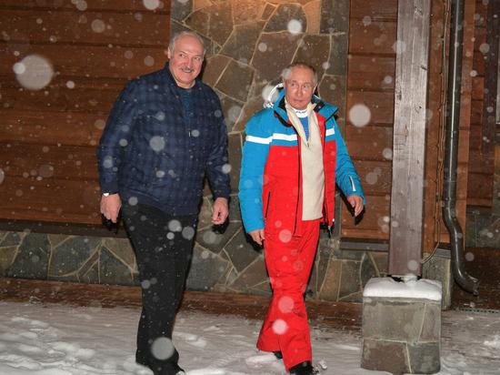 За выходки президента Белоруссии придется платить России