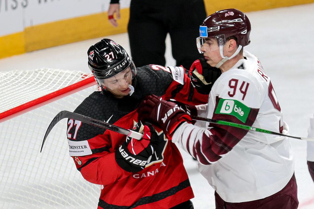 Все сенсации ЧМ-2021 по хоккею в одной галерее: Канада тонет, и чехи с ними