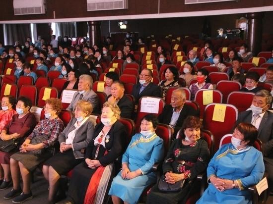 Национальная библиотека Тувы имени Пушкина отметила 90-летие