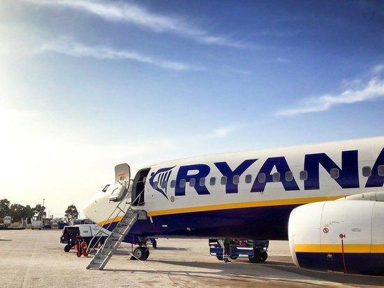 Россия призвала ICAO к транспарентному расследованию по инциденту с Ryanair